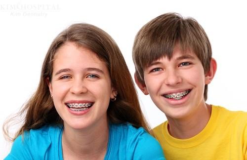 Chỉnh nha - niềng răng cho tre em